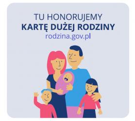 Pozycjonowanie z Kartą Dużej Rodziny!