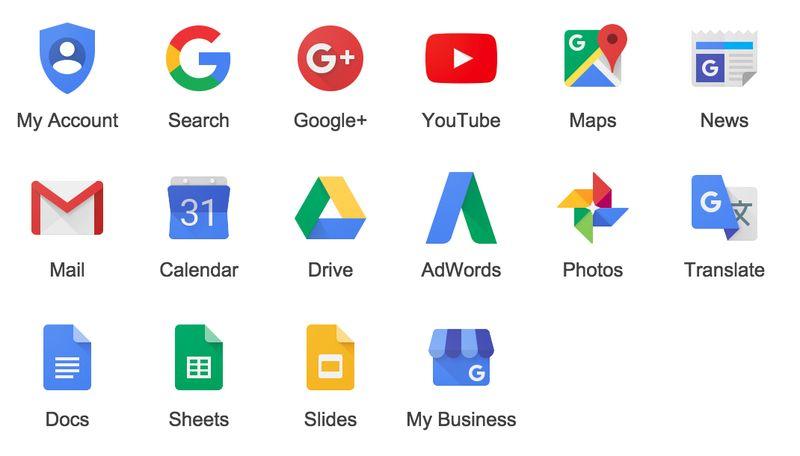 produkty google